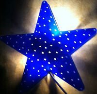 Star light - casts a beautiful glow - MINT CONDITION $6 wow!