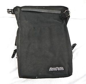 RIGGPAKS survivor series large travel bag multiple compartments