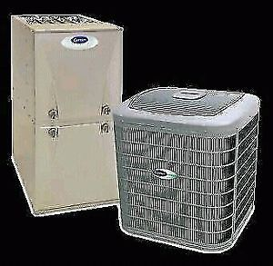 AFFORDABLE INSTALLS FURNACES/A.C/GAS LINES/DUCTWORK