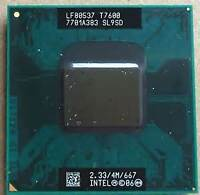 Core 2 Duo T7600 2.33 Ghz