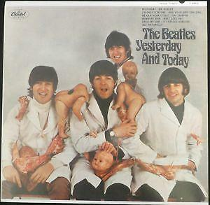 Beatles Butcher State