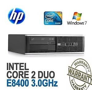 Cheap WINDOWS 10 HP COMPAQ DESKTOP FAST Dual Core Warranty Wirelessin Small Heath, West MidlandsGumtree - HP COMPAQ DUALCORE Image result for hp compaq 8000 elite Item Description This is a brilliant fast and powerful HP COMPAQ. Intel Core2Duo Windows 10 Wireless DVD Condition This is a refurbished DESKTOP, which has been fully tested and cleaned by our...