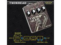 Artec Twin Head tube like overdrive/distorsion pedal