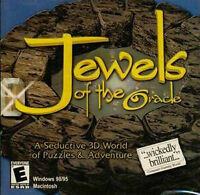 Jewels of the Oracle PC MAC CD Game. NEW in BOX