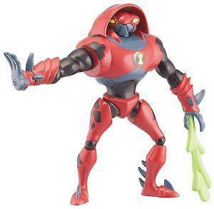 Ben 10 Ultimate Alien Figures