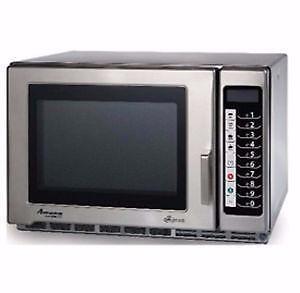 RFS12TS Amana Commercial Microwave Ove