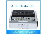 Zgemma h2s/h2 satellite/cable