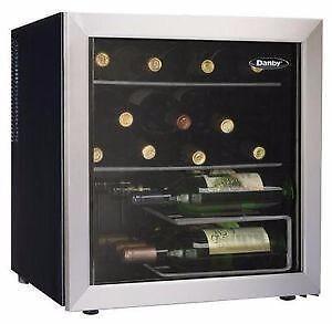 Refroidisseurs à vin 17 Bouteilles Danby ( DWC172BLPDB )