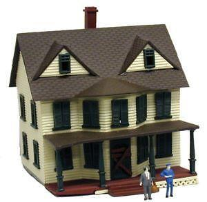 Haunted House Models
