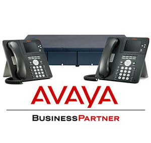 Avaya Nortel IP Phones PBX Digital Wireless Systems