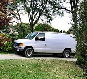 2006 Ford E-250 Work Van