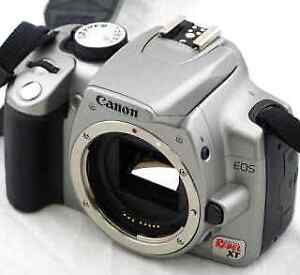 Camera Canon Rebel XT 13