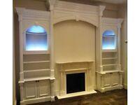 Bespoke furniture and carpentry