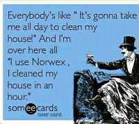 Interested in Norwex? Or looking to reorder?