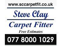 Carpet & Vinyl Fitter - Crewe, Sandbach , Newcastle under Lyme