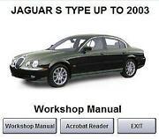 Jaguar s Type Model Car