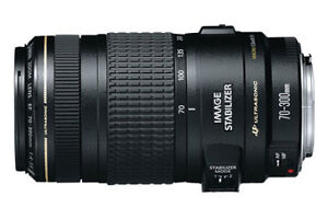 Canon EF/EF-S Lens and Accessories