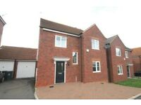 4 BED LUXURY TOWN HOUSE, LARGE EN SUITE AND GARAGE, SUIT WORKING FAMILY, £900pm/£900 DEPOSIT