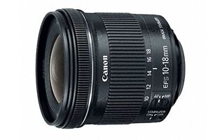 Looking For CANON EF-S 10-18MM 4.5-5.6 IS STM LENS