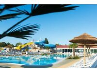 To rent mobil home in France in La Palmyre / English/french campsite 4* swimming pools...