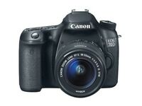 As NEW Canon 70D DSLR & 18-55mm Kit Lens