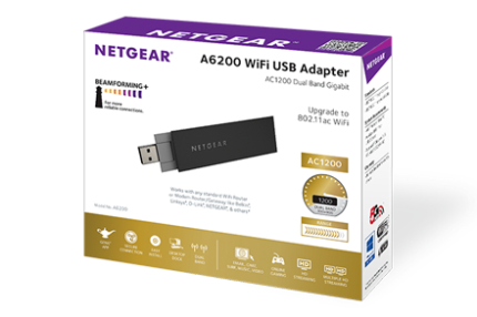 Netgear AC1200 WiFi USB Network Adapter BRAND NEW $96 @Harvey Nrm