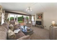 Stunning Double Glazed Static Home for sale, 11 month season, finance available