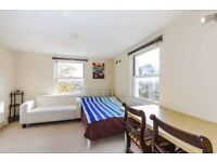 A lovely light and neutrally decorated, one bedroom third/fourth floor flat