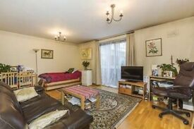 A good sized neutrally decorated one double bedroom flat in a popular portered block close