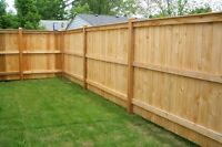 Fencing and decking and other handyman services