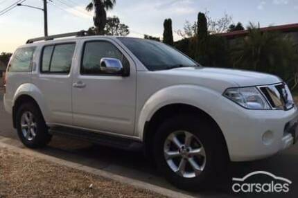 2010 Nissan Pathfinder ST - L  2.5  Auto Turbo Diesel Booker Bay Gosford Area Preview