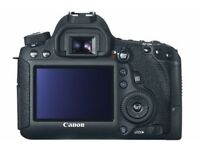 CANON 6D Almost brand new excellent condition