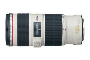 Canon EF 70-200mm f/4 L IS USM Zoom, Comme neuf