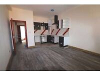 A brand new spacious one bedroom flat, within a block of nine individual flats.