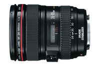 ***New Canon EF 24-105mmL f4.0 NEW***