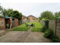 Superb One Bedroom Flat with a large garden and parking Available Now