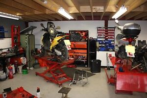 Motorcycle workshop - affordable service and repair - towing