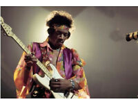 Bassist /lead singer wanted for Jimi Hendrix cover band