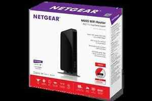 Netgear WNDR2700 N600 Wireless Dual Band Gigabit Router