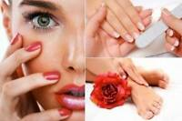 514-8005680 $PECIAL manicure-pedicure-facial TUESDAY/MARD7-7pm