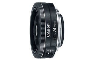 Canon EFS 24mm Wide Angle Lens - BRAND NEW