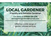 Gardening, Garden Maintenance, Turfing, Fencing & Tree Surgery Barnet, Enfield, Haringey, Brent