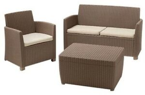 Outdoor Lounge and Armchair wth coffee table Shoalhaven Heads Shoalhaven Area Preview