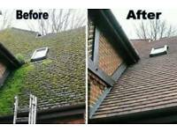 Roof and Gutter cleaning,roof repairs