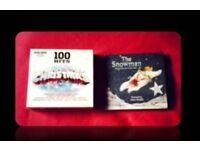 MUSIC CDS - CHRISTMAS - (6 discs) - FOR SALE