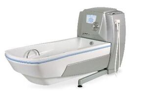 Therapeutic bath - to be used with or without lift