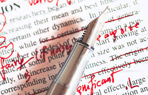 Proofreading and editing services for papers and essays London Ontario image 1
