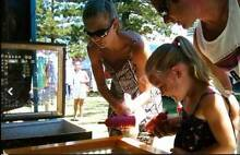 Spin Art Business ideal For Markets Festivals and Private Events Mudgeeraba Gold Coast South Preview