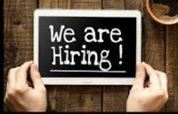 Hiring Full Time Positions now
