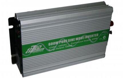 Running a CPAP Machine on 12volts 8ZED Pure Sine Wave Inverter